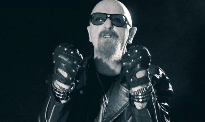 Watch Judas Priest Unleash Mushroom Clouds, Snakes in 'Spectre' Video