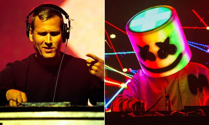 Kaskade, Marshmello to Headline Electric Zoo 2018