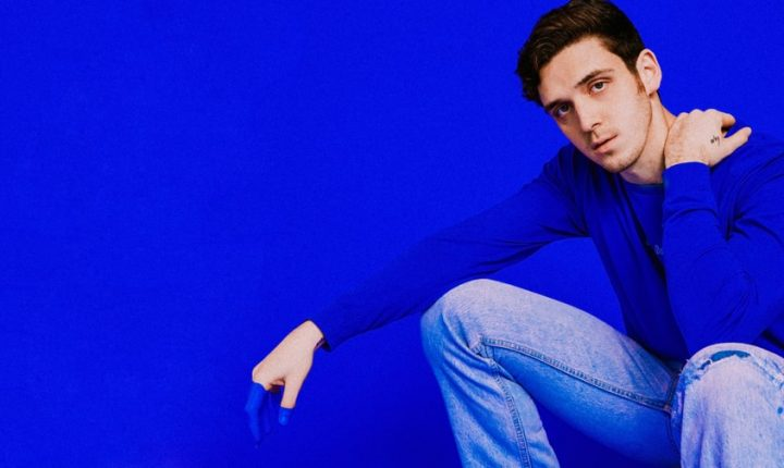 Meet Lauv, Pop's Up-and-Coming Heartbreak King