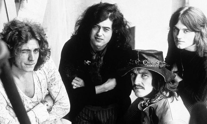 Led Zeppelin's 'Houses of the Holy': 10 Things You Didn't Know