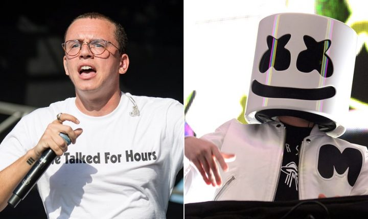 Hear Logic Face Self-Doubt on New Song With Marshmello, 'Everyday'