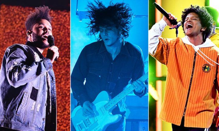 Lollapalooza 2018: Jack White, Bruno Mars, the Weeknd Lead Lineup