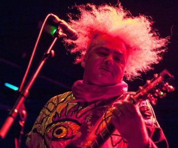Watch Melvins' Raucous Video for New Song 'Embrace the Rub'