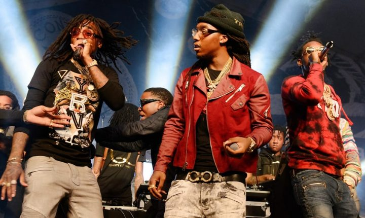 Migos Sued for Allegedly Inciting Concert Brawl in 2015