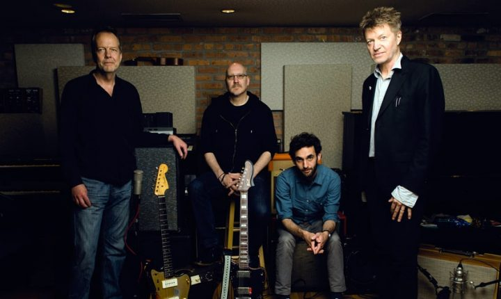 Wilco's Nels Cline Debuts Jazz Band on Upcoming Record