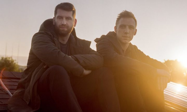 ODESZA on Their 'Cinematic,' Percussive Live Show
