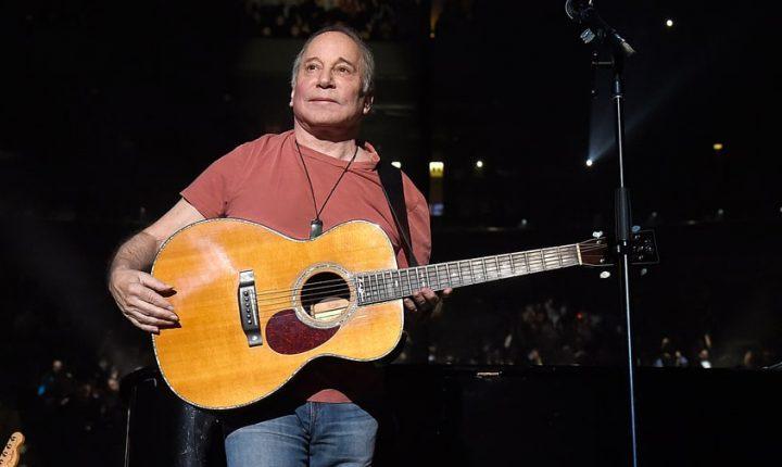 Paul Simon Plots Final Leg of Farewell Tour