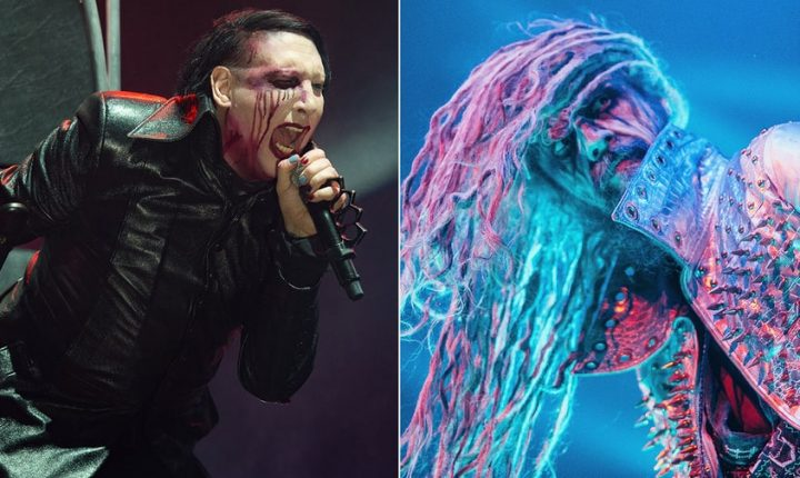 Marilyn Manson, Rob Zombie Revive 'Twins of Evil' for Co-Headlining Tour