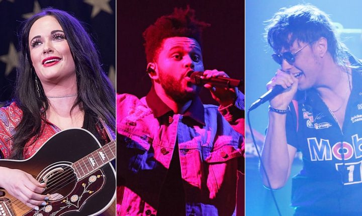 10 New Albums to Stream Now: Kacey Musgraves, the Weeknd and More Rolling Stone Editors' Picks