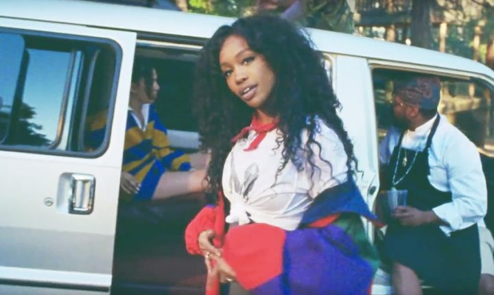 Watch SZA's Summer Camp-Set 'Broken Clocks' Video