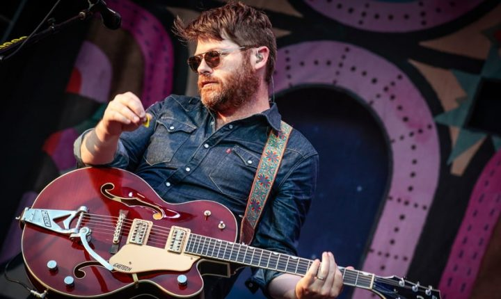 Hear the Decemberists Move Beyond Folk-Rock on New Song 'Once in My Life'
