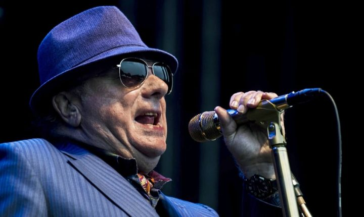 Van Morrison Preps New LP 'You're Driving Me Crazy'