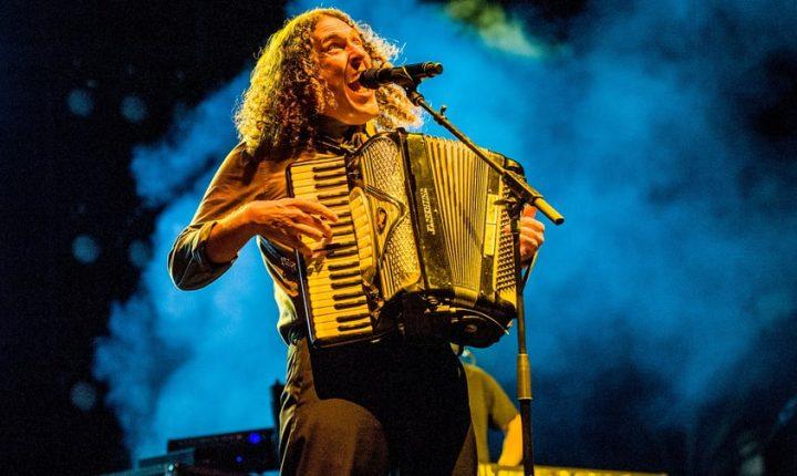 Hear 'Weird Al' Yankovic's Breakneck 'Hamilton Polka' Medley