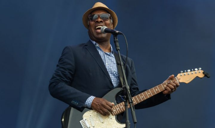 Booker T. Jones' New Memoir to Be Released This Fall