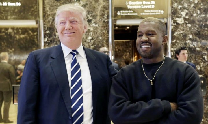 Why Kanye West's Pro-Trump Tweets Are a Real Threat