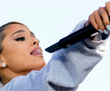 Hear Ariana Grande's Uplifting New Song 'No Tears Left to Cry'