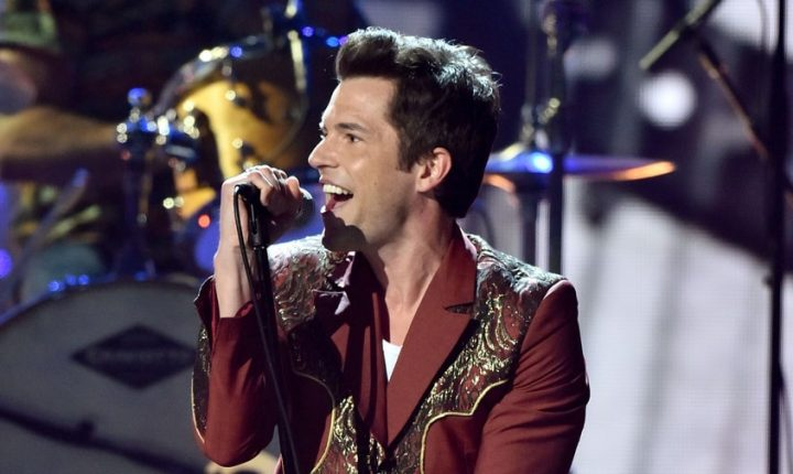The Killers Perform Rousing Tom Petty Cover at Rock Hall of Fame