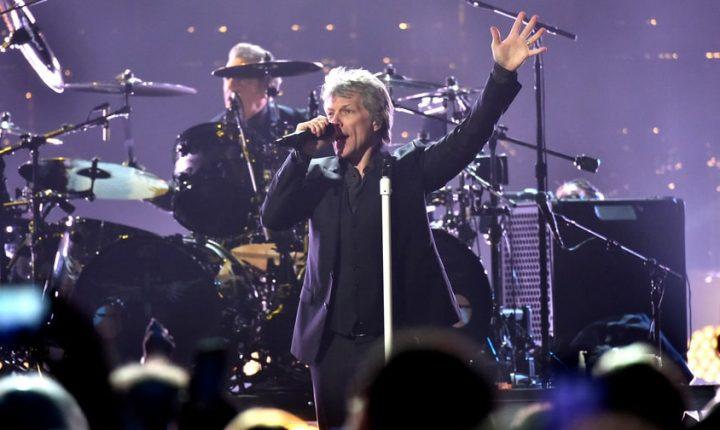 Bon Jovi Reunite With Richie Sambora, Alec John Such for Rock Hall Performance