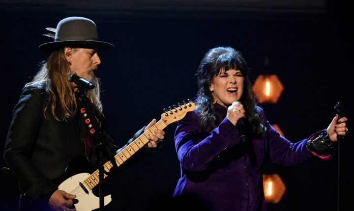Ann Wilson, Alice in Chains' Jerry Cantrell Salute Chris Cornell at Rock Hall of Fame