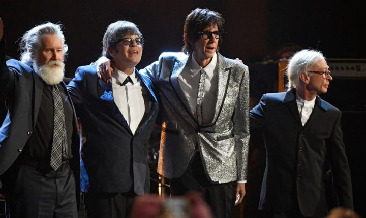 The Cars on Rock and Roll Hall of Fame Induction: 'It's Slightly Surreal'
