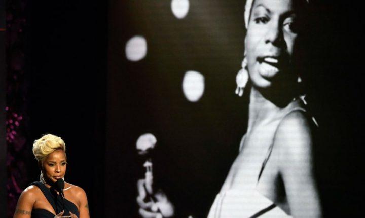 Read Mary J. Blige's Heartfelt Nina Simone Rock Hall Induction Speech