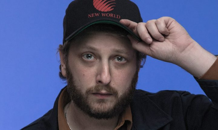 Why Oneohtrix Point Never Wrote 'Nightmare Ballads' in an Egg-Shaped House for 'Age Of'