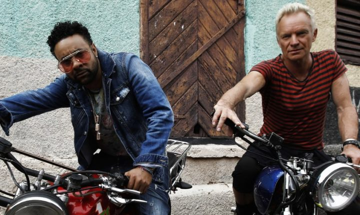 Review: Sting and Shaggy Throw an Eclectic Reggae Party on '44/876′