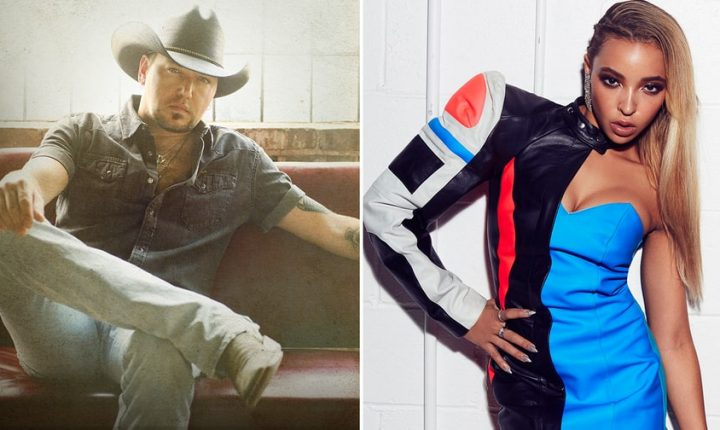 10 New Albums to Stream Now: Jason Aldean, Tinashe and More Editors' Picks