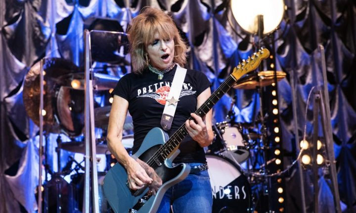 Chrissie Hynde Documentary, Pretenders Concert Highlight New DVD