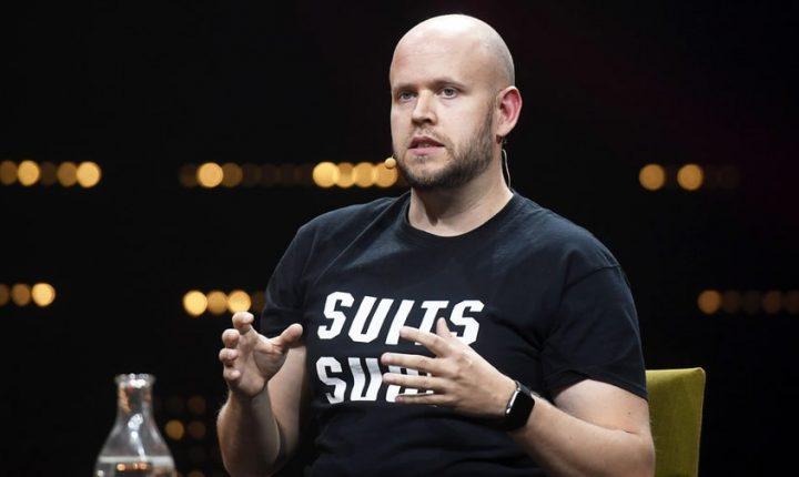 Spotify CEO Daniel Ek Talks Convincing Taylor Swift to Re-Join Service