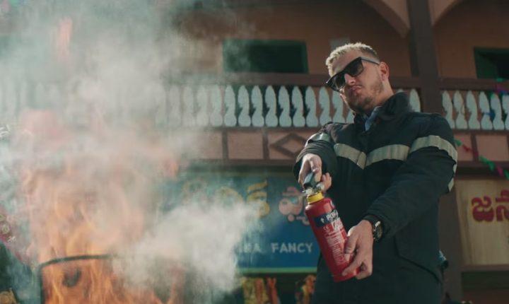 Watch DJ Snake Tame Fire in New 'Magenta Riddim' Video