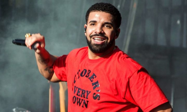 Drake Confirms 'Scorpion' Album Details via Jacket Photo