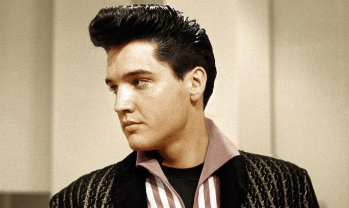 Hear Elvis Presley's Rare, Stripped-Back Take of 'Suspicious Minds'