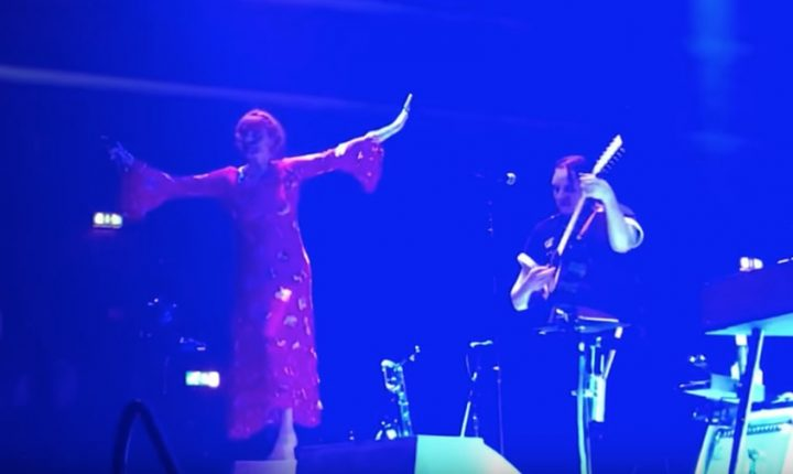 See Arcade Fire Play 'Dog Days Are Over' With Florence Welch in London