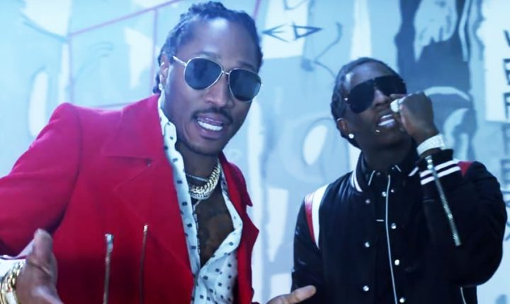 Watch Future, Young Thug in Horror Movie-Themed 'Group Home' Video