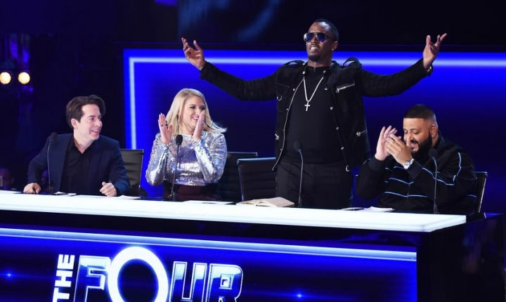 'The Four': Judges Diddy, DJ Khaled, Meghan Trainor Return, Minus Charlie Walk
