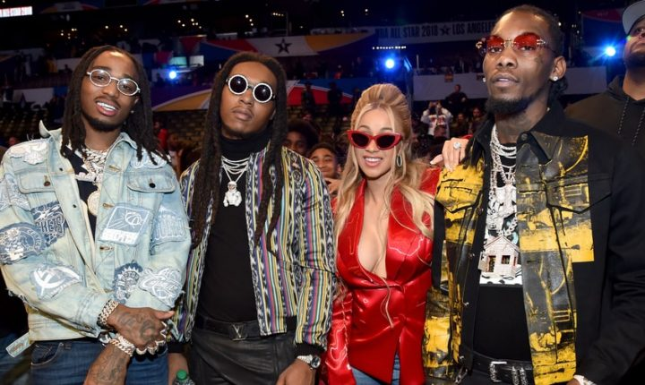 Cardi B Recruits Migos for Lavish New Song, 'Drip'