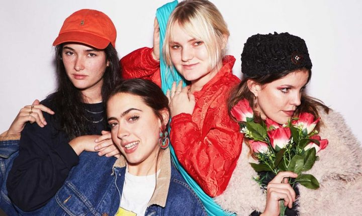 Review: Hinds, Spanish Indie-Rockers, Update Golden-Era Slacker-Rock on 'I Don't Run'