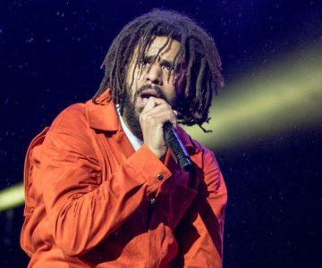 J. Cole Announces New Album 'KOD'