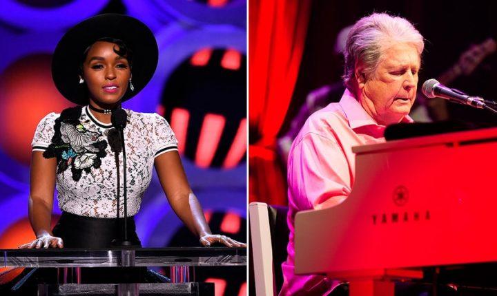 Janelle Monae Talks Enlisting Brian Wilson for 'Dirty Computer' Album