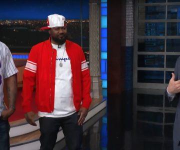 Method Man, Ghostface Killah Demand Return of Wu-Tang Album on 'Colbert'