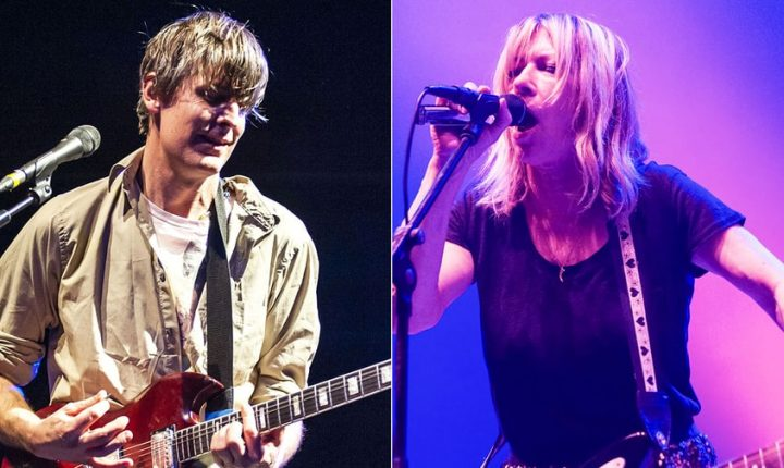 Kim Gordon Joins Stephen Malkmus on Nashville-Inspired New Song 'Refute'