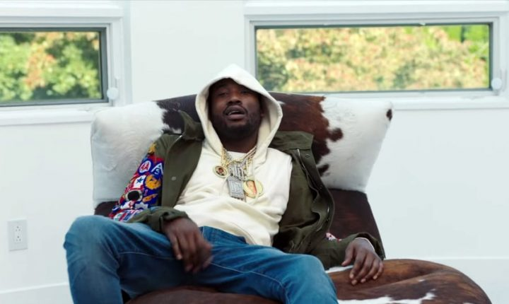 Meek Mill: Fans Protest Rapper's Prison Sentence in '1942 Flows' Video