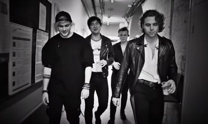 Watch 5 Seconds of Summer Shred on New Song, 'Youngblood'