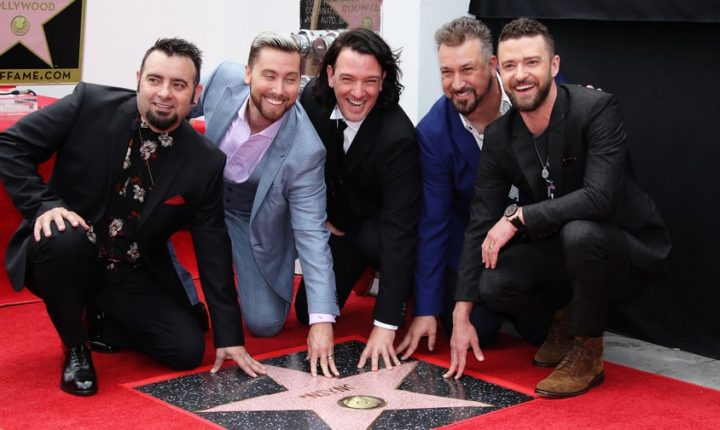 Watch 'NSync's Poignant, Self-Deprecating Walk of Fame Speeches