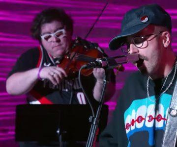 See Portugal. The Man, String Quartet Perform 'Feel It Still' on 'Kimmel'
