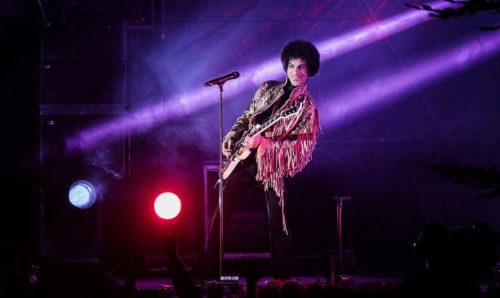 Prince's Paisley Park is Seeking an Archives Supervisor