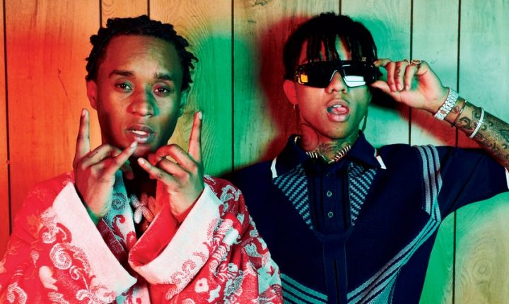High Times With the Black Beatles: Inside Rae Sremmurd's Wild Third Album