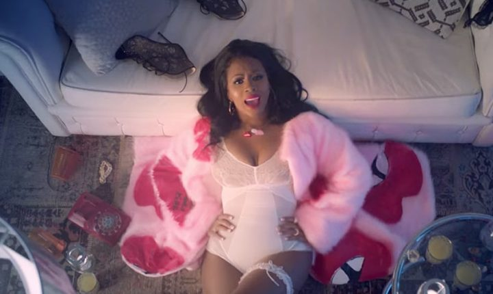 Remy Ma Lounges Around Hotel Suite in New 'Company' Video