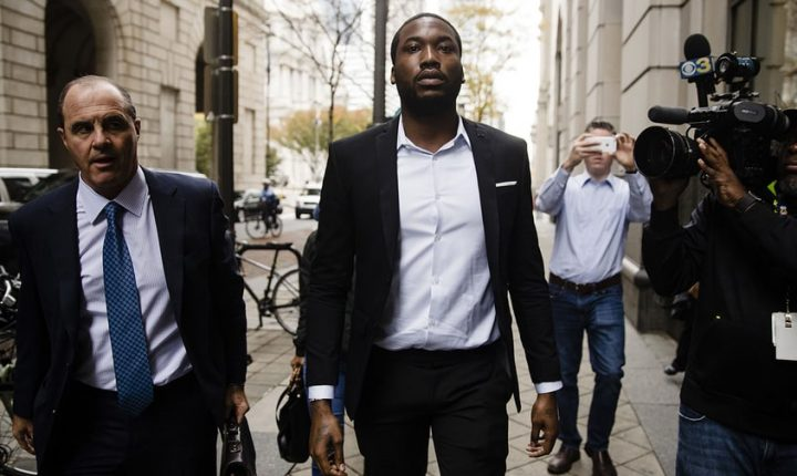 Meek Mill: Judge Denies Request to Reconsider Prison Sentence